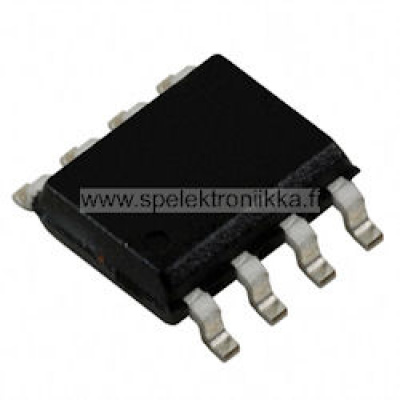 ICM7555ISA low power ajastinpiiri NE555 SMD = PINTALIITOS SO-8
