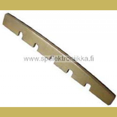 Messinkisatula Hosco NTS-29 71.3 x 9 x 2.2mm kaareva