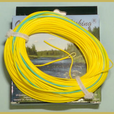 Spey Line Yellow / Green 9/10/11 120FT Floating TFH™