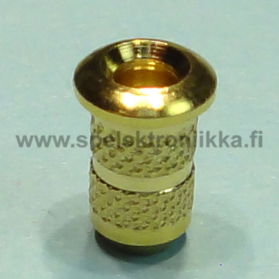 String thru top ferrule gold KPH521GD
