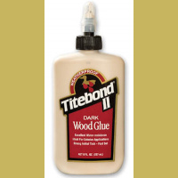 Titebond liima Dark Wood II puuliima 237 ml 8 OZ
