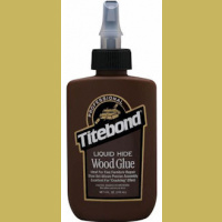 Titebond Nahkaliima Hide Glue 237ml 8 OZ