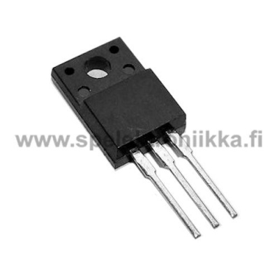 IRF620FI N -FET 200V 4A TO-220ISOLATED