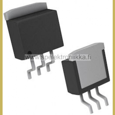 LM2940SX-9.0 SMD pintaliitos 9V 1A regulaattori TO-263