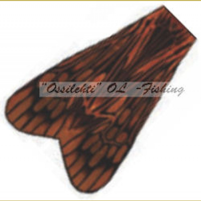True Wings Caddis RCW 003 Brown L 10kpl