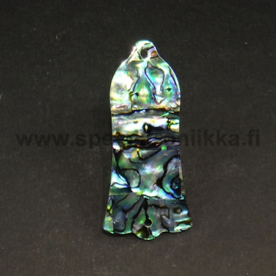 Trussiraudan peitelevy ABALONE Bell style truss rod cover