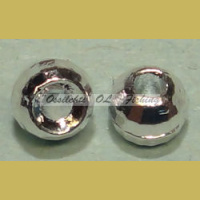 Plummeting Tungsten Disco Beads 2.5mm hopea TFH® 20kpl