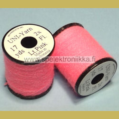 UNI -Yarn FL Light Pink