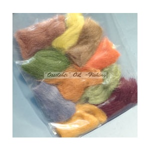 Alpaca Dubbing 10 Northern Colours TFH™