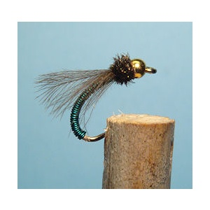 BH Metallic Caddis green