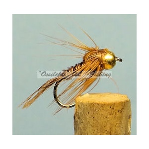 BH Pheasant tail brown hackled