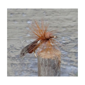 Brown Caddis 1041C koko #10 Vania Flies