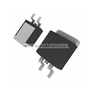 IRF640STR N -MOSFET 200V 18A 125W TO-252 SMD