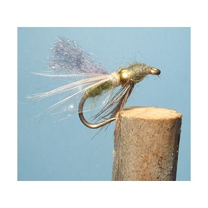 BH Diving Caddis Olive