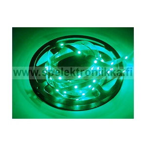 RGB LED -nauha kuivatila superkirkas 5050 IP20 12V 5cm (3LED)