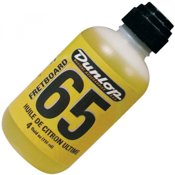 Dunlop 6554 Ultimate Lemon Oil Fretboard 65 ei vaahteralle