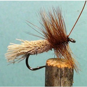 Goddard Natural Caddis perho #10