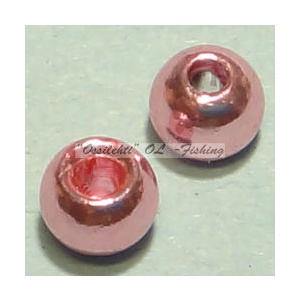 "Messinkikuulat TFH® 2.8mm 7/64"" 20kpl Anodisoitu lucent metallic PINK"