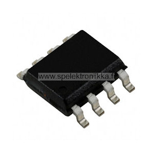 ICM7555ISA low power ajastinpiiri NE555 cmos SMD = PINTALIITOS SO-8