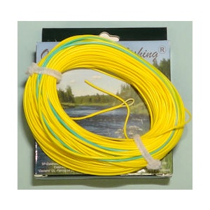 Spey Line Yellow / Green 10/11 120FT Floating TFH™