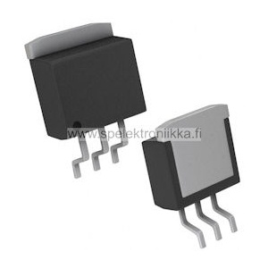 LM3940IS-3.3 pintaliitos 3.3V 1A SMD regulaattori TO-263 kotelo