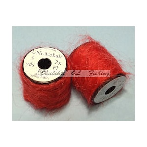 UNI Mohair FL Red