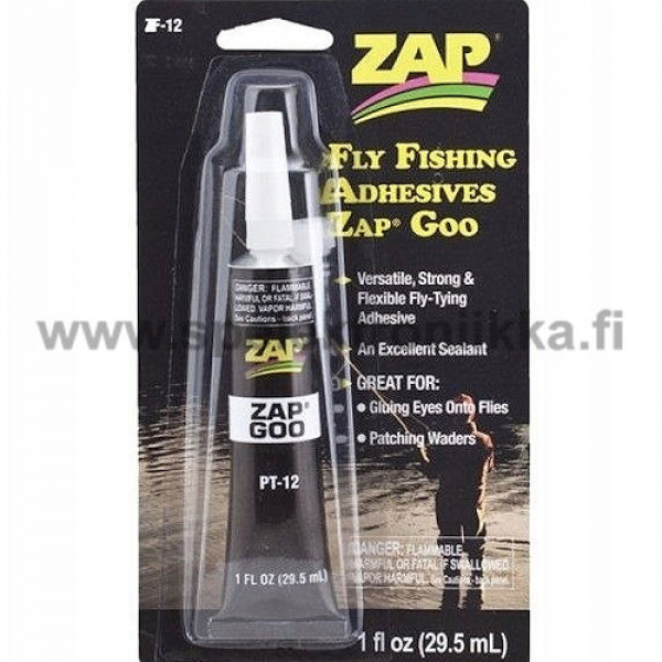 ZAP GOO specially for waders etc ... glue 29.5ml