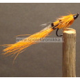 Ally's Shrimp Orange long treble koko #10