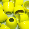 Conehead messinki 4 x 3 YELLOW 20kpl  TFH®