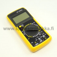 Digital multimeter DT9205A. An excellent multimeter for hobby use