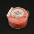 Fluorescent colour pigment for lure making ice jig making RED (Pinkish RED) 10g TFH®