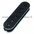 Vintage humbucker runko 4.8 mm polepiece 50 mm pitch black