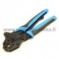 Crimping pliers for RG 58, 59, 62, 11, 8, 213, H-155 , H-1000