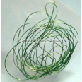 Smooth Maggot Flat Body String, Green TFH™
