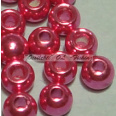 "Messinkikuulat TFH® 3.3mm 1/8"" 20kpl Anodisoitu lucent metallic CANDY RED"