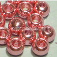 "Messinkikuulat TFH® 3.8mm 5/32"" 20kpl Anodisoitu lucent metallic PINK"