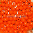 Muovikuula 6mm Fluorescent Orange TFH® 50 kpl