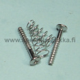 Yksikelainen OL® Alnico 5 kitaramikrofoni SP040AN50 (neck) pitch 50