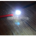 Superkirkas LED 5mm Cool White typ. 60000 mcd