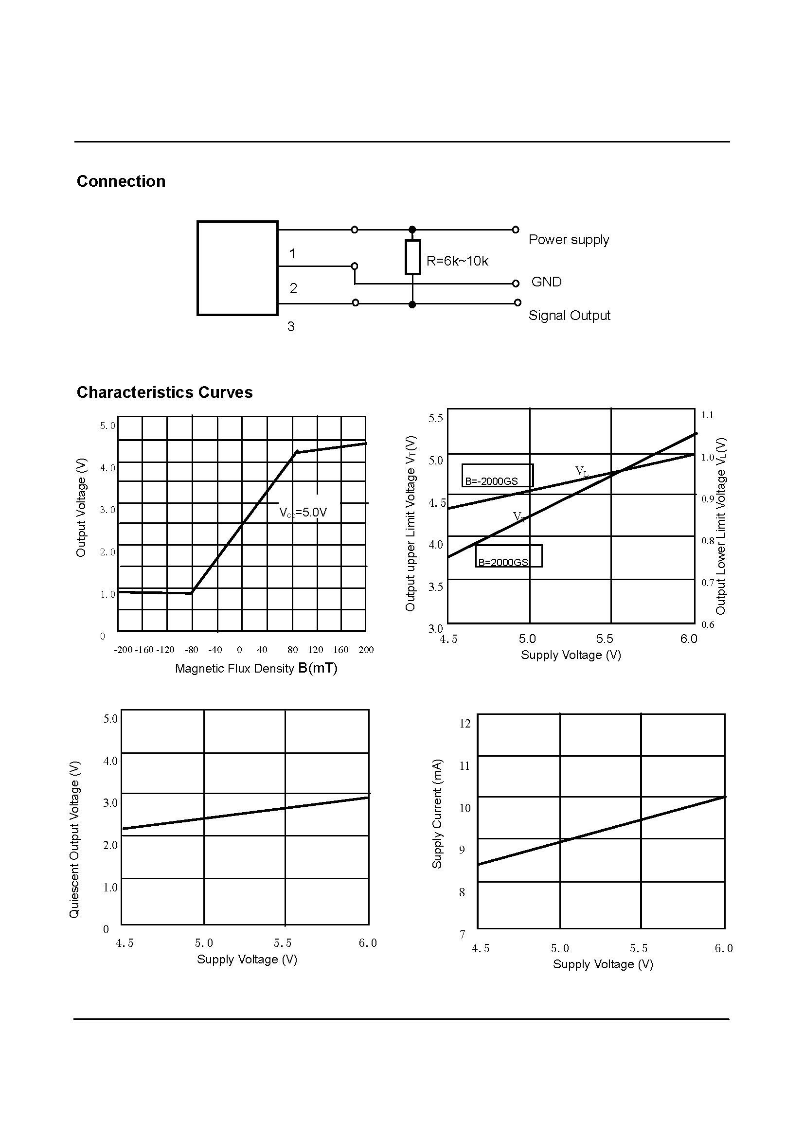 Datasheets Datasheet Datatietoja Komponenteille Hall Anturi Anturit Graphic Equalizer Using La3600 Electronic Circuits And Diagram Speksit Sivu 1